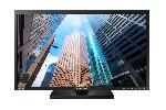 """Samsung S24E45UFS 24"""", LED TN, 5ms, 1920x1080, DVI, D-Sub, HDMI, USB HUB, 250cd/m2, Mega DCR, 178°/178°, HAS, Tilt, Swivel, Pivot, Black"""