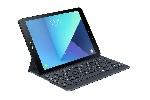 Samsung Book Cover Keyboard Tab S3 Dark Gray