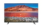 "Samsung 50"" 50TU7072 4K UHD LED TV, SMART, Crystal Processor 4K, 2000 PQI, HDR 10+, Mega Contrast, Dolby Digital Plus , 2xHDMI, USB, WiFi, Bluetooth, Tizen, Black"