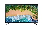 """Samsung 55"""" 55NU7092 4K UHD LED TV, SMART, HDR, 1300 PQI, Mirroring, DLNA, DVB-T2CS2, WI-FI, 3xHDMI, 2xUSB, Black"""