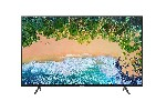"Samsung 75"" 75NU7102 4K UHD LED TV, SMART, HDR, 1300 PQI, Mirroring, DLNA, DVB-T2CS2, WI-FI, 3xHDMI, 2xUSB, Black"