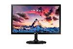 "Monitor Samsung S22F350F 21.5"" LED, Full HD (1920x1080), Brightness: 200cd/m2, Contrast: 1000:1, Response time: 5ms, Viewing Angle: 170°/160° , D-SUB, HDMI, Glossy Black"