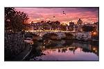 "Samsung LFD QB65R , 65"" professional display , 4k UHD 3840x2160 (16:9) 16/7, Contrast: 4000:1, Viewing Angle: 178/178, Brightness: 350 cd/m2, Video: 2xHDMI, DVI-D, HDCP2.2, 2xUSB, Audio: Stereo Mini Jack"