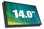 "14.0"" LTN140AT28-D01 LED Матрица / Дисплей за лаптоп WXGA, гланц  /62140110-G140-1/"
