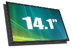 "14.1"" LTN141BT08 LED Матрица / Дисплей, WXGA+, МАТОВ 40pin small  /62141046-G141-12/"