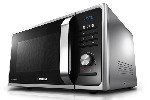 Samsung MS23F301EAK Microwave, 23l, 800W, LED Display,  Black/Silver